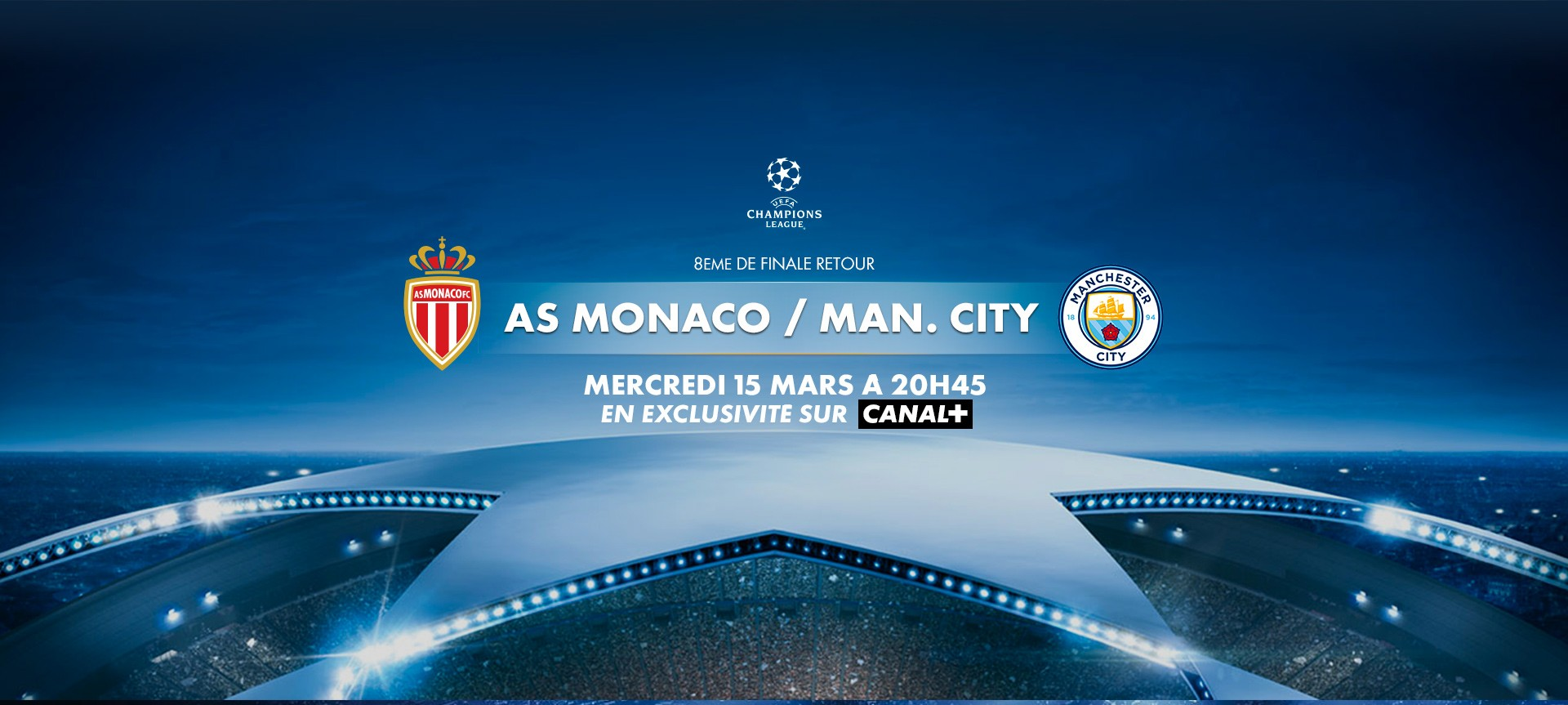 bon plan comment regarder as monaco manchester city sur canal sans engagement. Black Bedroom Furniture Sets. Home Design Ideas