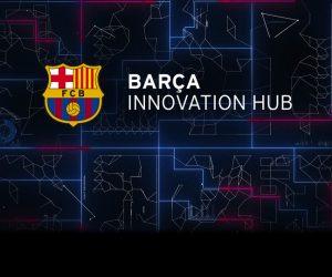 Le FC Barcelone présente son «Barça Innovation Hub»