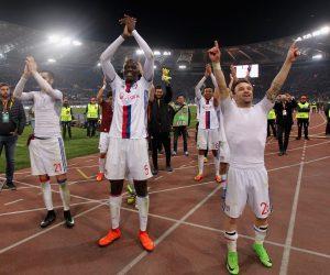 adidas place 7 équipes sur 8 en 1/4 de finales d'UEFA Europa League
