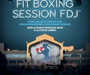 FDJ vous offre un cours collectif de «Fit Boxing» avec Sarah Ourahmoune et Souleymane Cissokho