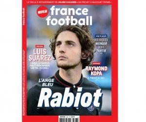 Le Groupe L'Equipe lance une nouvelle version de France Football et vise l'équilibre en 2020