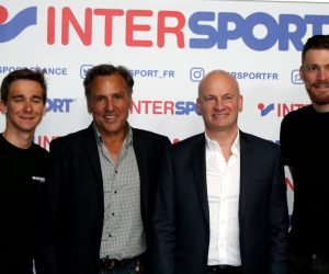 Cyclisme – Intersport fournisseur officiel du Team Direct Energie