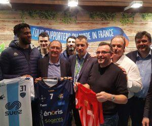 Lidl rassemble le Handball français au Salon de l'agriculture