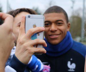 Social Media – La liste des 23 de l'Equipe de France plutôt bien représentée sur Twitter et Instagram