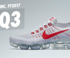 Nike présente ses résultats financiers pour son 3ème trimestre fiscal