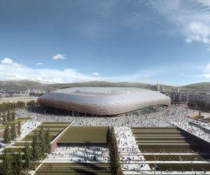 L'AC Fiorentina dévoile les plans de son nouveau stade