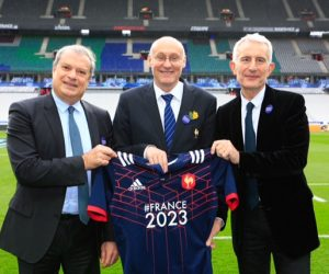 Rugby – SNCF et Deloitte France soutiens officiels de la candidature « France 2023 »