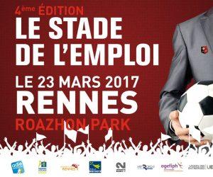 Le Stade Rennais se mobilise pour l'emploi avec la 4ème édition du «Stade de l'Emploi» le 23 mars