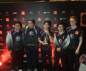 eSport – Combien a gagné la team Championne de France de League of Legends ce week-end ?