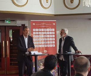 S-PASS et la LNH s'associent pour la production d'évènements handball