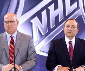 La NHL dit non aux JO 2018 de Pyeongchang