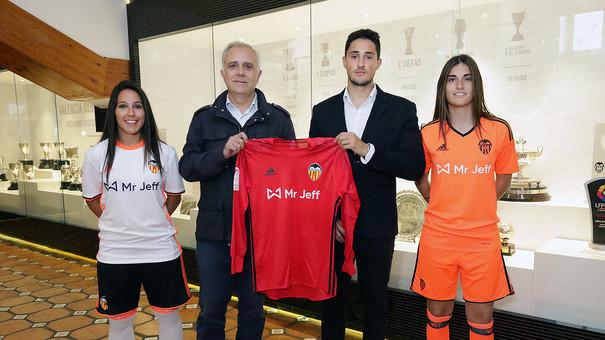 Maillot Valencia CF ÉQUIPE