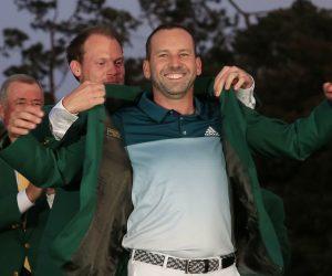 Golf – Un jolie chèque pour Sergio Garcia grâce à sa victoire au Masters d'Augusta