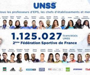 L'UNSS devient la 2ème fédération sportive française