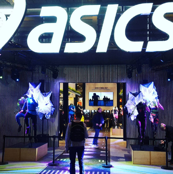 ASICS RUNNING salon