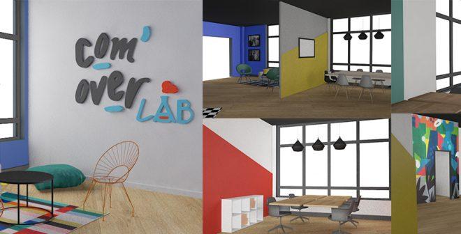COM'OVER lance le premier laboratoire de travail partagé collaboratif «sport, entertainment et sociétal»