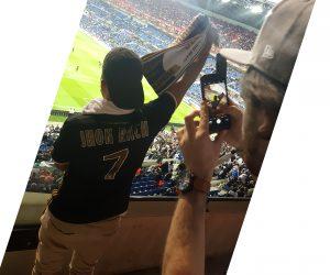 [On a testé] Soirée e-influence adidas lors du match Olympique Lyonnais – Besiktas au Parc OL