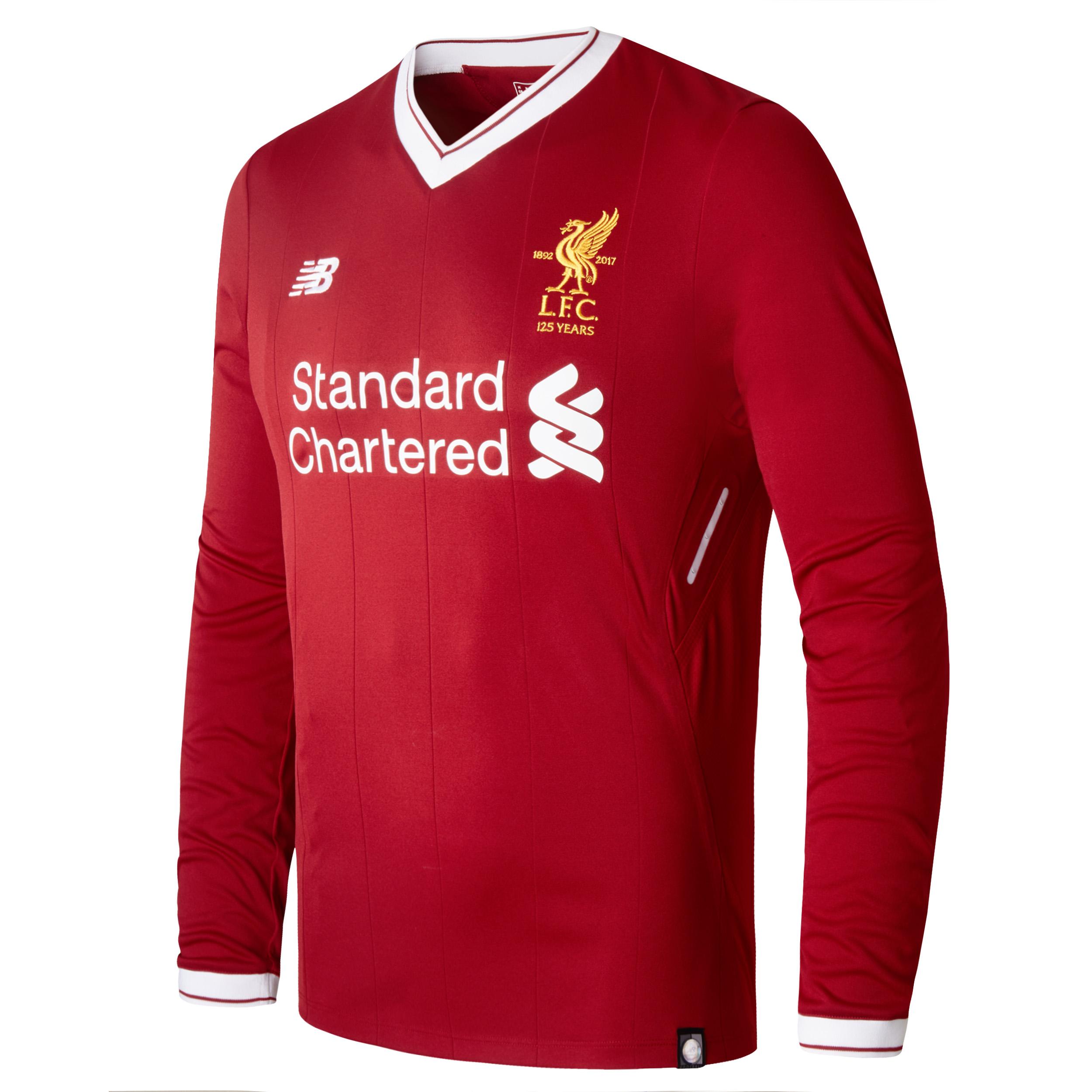 ensemble de foot Liverpool nouveau