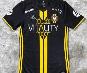 eSport – adidas dévoile le maillot du Team Vitality