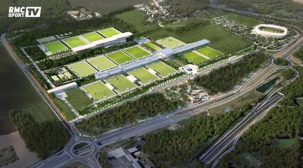 L'énorme centre d'entraînement se précise — PSG