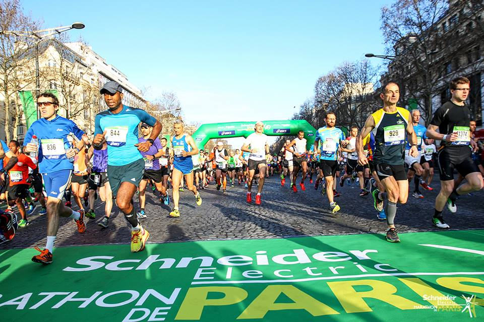 combien gagnent les coureurs du schneider electric marathon de paris 2017. Black Bedroom Furniture Sets. Home Design Ideas