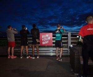 Puma s'adresse aux runners qui se lêvent tôt (et compte motiver les autres à courir aux aurores)