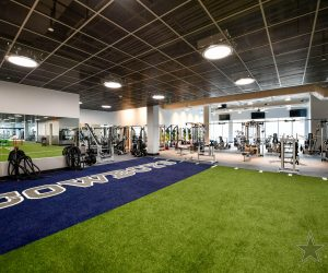 NFL – La franchise des Dallas Cowboys ouvre un incroyable centre de fitness