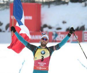 Droits TV – Le Biathlon sur L'Equipe jusqu'en 2022
