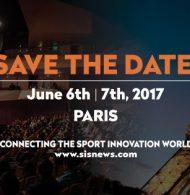 Bénéficiez de -50€ sur votre inscription au Sport Innovation Summit Paris 2017