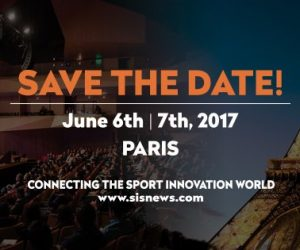Bénéficiez de -50€ sur votre inscription au Sport Innovation Summit Paris 2017