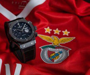 Sponsoring – Hublot nouveau chronométreur officiel du Benfica Lisbonne