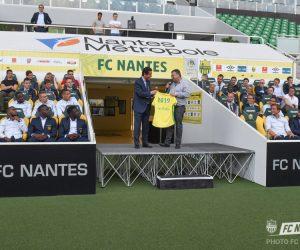 Quels sponsors sur le maillot du FC Nantes la saison prochaine ?