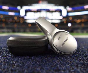 Bose renouvelle son partenariat avec la NFL