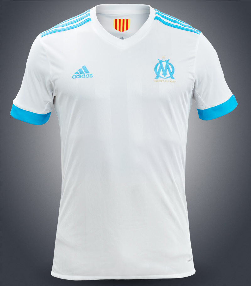 ensemble de foot Olympique de Marseille 2018