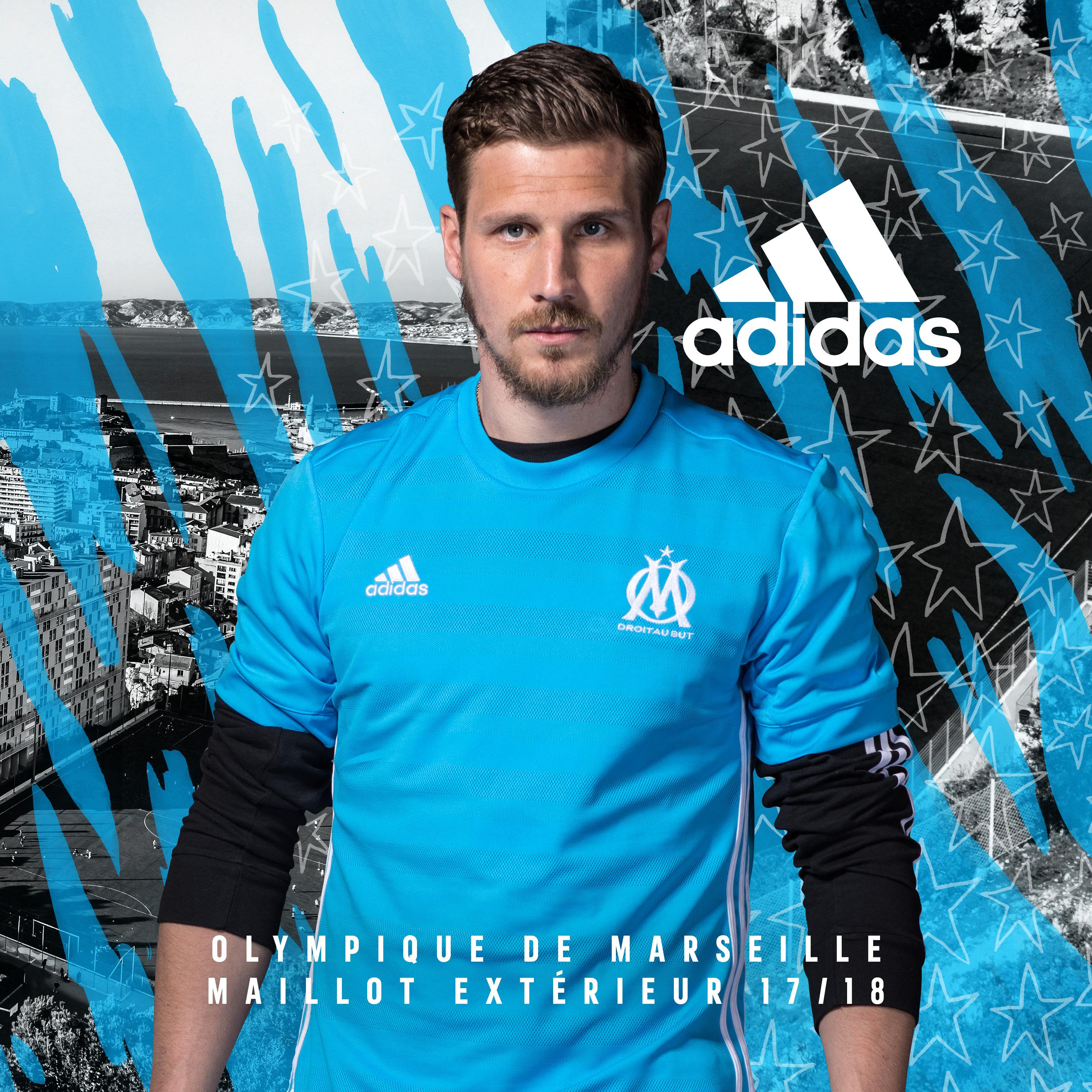 Maillot THIRD Olympique de Marseille Dimitri PAYET