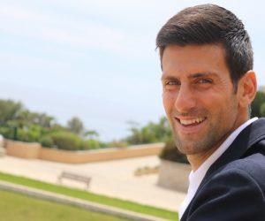 Lacoste officialise son contrat de partenariat avec Novak Djokovic au Monte-Carlo Country Club