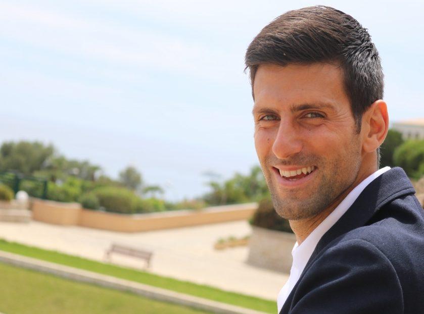 2b824d76d5 Lacoste officialise son contrat de partenariat avec Novak Djokovic au  Monte-Carlo Country Club - SportBuzzBusiness.fr