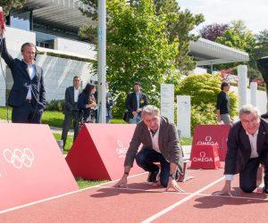 JO – OMEGA prolonge son partenariat olympique jusqu'en 2032