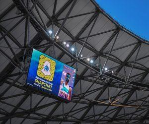 L'OM propose une nouvelle activation Snapchat dans l'Orange Vélodrome