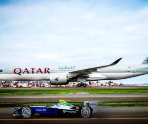 Formula E – Qatar Airways s'offre le Naming du ePrix de Paris 2017