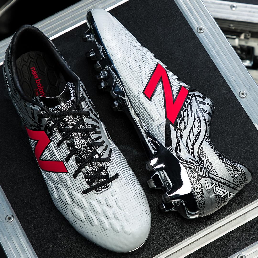 Nouvelle Dévoile Tatouages Ramsey Balance La Chaussure New D'aaron RLqc5A3j4S