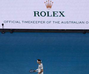 Sponsoring – Rolex prolonge avec l'Open d'Australie jusqu'en 2027