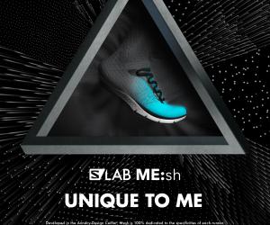 Salomon présente la première chaussure de running sur-mesure