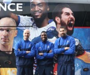 Isilines Transporteur Officiel de l'équipe de France de Handball