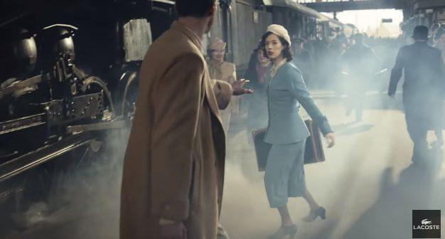 Lacoste dévoile son nouveau film de marque «TIMELESS ELEGANCE» à l'occasion de Roland-Garros