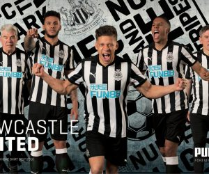 FUN88 nouveau sponsor maillot de Newcastle United