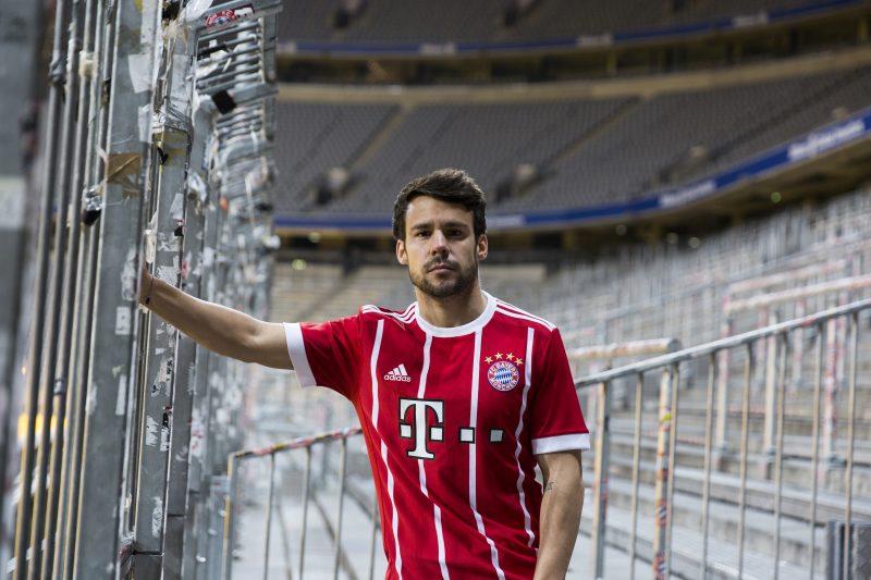 Maillot Domicile FC Bayern München 2018