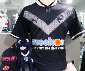 Puma dévoile le nouveau maillot domicile des Girondins de Bordeaux pour 2017-2018
