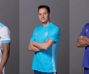 BON PLAN : -25% sur les nouveaux maillots 2017-2018 de l'Olympique de Marseille avec Go Sport