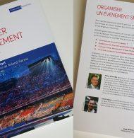 CONCOURS – Nous vous offrons 3 livres « Organiser un évènement sportif » (édition 2017)